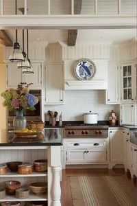 10 ideas for turning ugly kitchen soffits into stylish accents, basement ideas, kitchen design