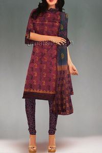 online shopping for meghalaya silk salwar kameez are available at www.unnatisilks.com