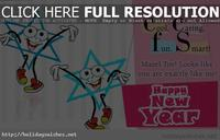 Best wishes for happy new year 2015