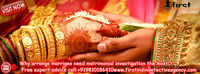 In the event that you are considering getting hitched then be twofold certain. Contract a marriage investigator office and check whether the data imparted to us is right or false. We are outstanding amongst other marital analysts in Delhi. You can depend ...