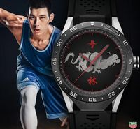 TAG Heuer Connected With Personalized Watch Faces - Jeremy Lin