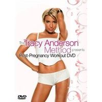 TA Post-Pregnancy Workout DVD - I didn't know she had one! I hope it's better than her dance workout!!