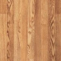 Pergo for basement floor -- about $1.75 a square foot.
