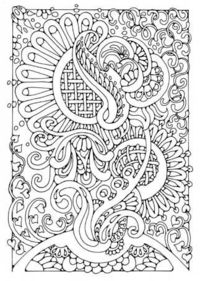 """Smashwords �€"""" Birds, Butterflies, Bags and Dragons - A book by Dandi Palmer - page 4 THIS MAKES ME WANT TO COLOR!!!!"""