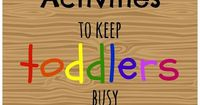 10 activities to keep kids busy while you cook dinner