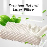Your Natural Latex Massage Pillow To Relief you of Stress