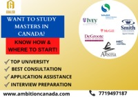 Goalisb is the best Canadian mba colleges consultants in india. Goalisb helps students in the preparation of essays, interview, comprehension and many more and make their way easy to get admission in top universities to study mba in Canada.
