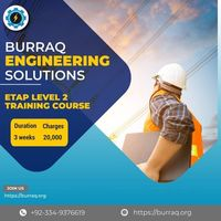 If you are looking for an institute for ETAP level 2 training institute, then Burraq Engineering Solutions is a technical institute in Lahore. That is offering training and services in the Automation and engineering field.