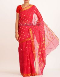 online shopping for zari silk sarees are available at www.unnatisilks.com