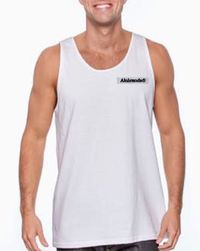 Adult Cotton 6 oz. Tank by ALNBRANDS $10