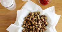 Oven Fried Okra: Enjoy this Southern classic appetizer/side dish, made a little healthier by simply baking it in the oven. No frying necessary!