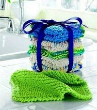 Crochet dishcloths! I've been looking for this pattern...thank you JoAnn Fabric!