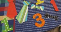 How to make a number pattern for applique through Microsoft Word