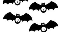 Halloween Math Worksheet Numbers 1-6 | Paging Supermom