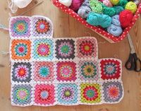 Crochet Love Bright Colour Inspiration | Haken En Meer