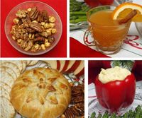 Appetizers make Christmas Eve easy
