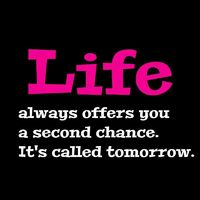 A second chance in life