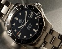 Replica Tag Heuer Aquaracer 300M Calibre 5 WAN2110.BA0822 Review