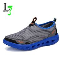 Men Shoes Mesh Shoes High Quality Breathable Slip on Summer Casual Shoes R256.40