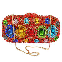 Women Hollow Out Evening Clutch Bag $154.05