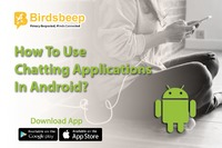 How To Use Chatting Applications In Android?
