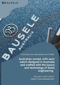 Buy watches online with Bausele watches, we have a collection of australian designer watches, swiss watches melbourne, designer watches online.   Buy Now: https://www.bausele.com/