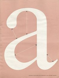 typeandlettering: from a 1943 Times New Roman brochure