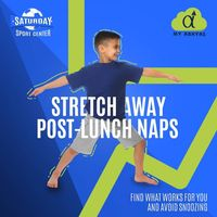 MyAbhyas - tips Get a deeper understanding of your body and learn to be more attentive. A little stretch can be very helpful, but you must learn the right stretches before you try it. https://myabhya...