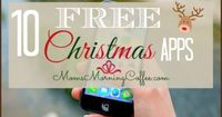 """In the """"nick"""" of time - check out these apps! Useful, fun and FREE, to help you through the holidays!"""