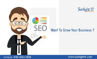 If you're looking for reliable and efficient SEO services in Hyderabad then rely on us. Seo services are designed to extend your website traffic, promote and generate a lead. Our professional help you to reach your business goals with best SEO servi...
