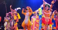 Top Six Live Shows at Disney World