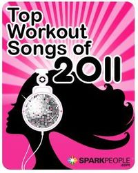 The votes are in: Find out which songs topped our list for working out in 2011!