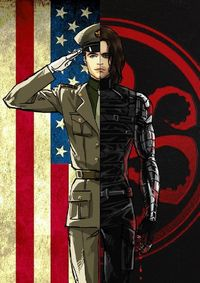 lalawooo: bucky barnes & winter soldier