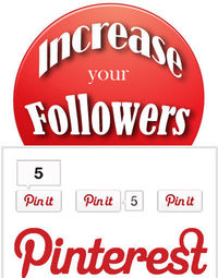 Get more followers in pinterest