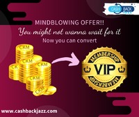Join VIP Membership and get instant #cashback and #deals on different products and services. Signup today! https://bit.ly/3kltjeP