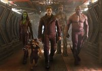 First Look Photos: Marvel's 'Guardians Of The Galaxy' Finally Reveals Itself | The Playlist