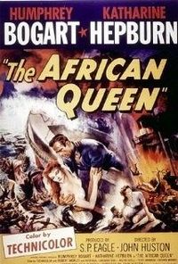 n Africa during WW1, a gin-swilling riverboat owner/captain is persuaded by a strait-laced missionary to use his boat to attack an enemy warship.