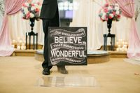 """""""One Should Always Believe That Something Wonderful Is About To Happen! On SMP: http://www.stylemepretty.com/midwest-weddings/2014/02/20/eclectic-chicago-wedding/ Jason Curescu Photography"""