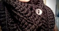 Free Crochet Pattern - The Black Hole Cowl from the Scarves Free Crochet Patterns Category and Knit Patterns