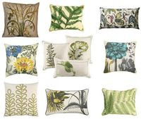 Botanical Throw Pillows (http://blog.hgtv.com/design/2013/08/20/daily-delight-botanical-throw-pillows/?soc=pinterest)