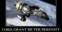 Grant me Serenity. Please. #firefly #serenity #whedonverse