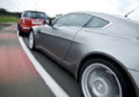 Driving MINI v Aston Martin AMV8 Driving Experience Immortalised in the film The Italian Job, the Mini has a mammoth reputation, punching well above its weight on the road and on the track. And if that wasnt enough, you also get to drive the Aston http://...