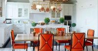 Fabulous Open Kitchen Design - 7 Cook & Dine Combos | COCOCOZY