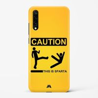 This is Sparta Hard Case Phone Cover from Myxtur