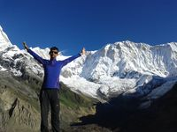 Annapurna Base Camp Photo