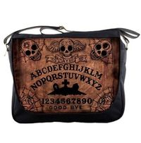 Day Of The Dead Ouija Messenger Bag