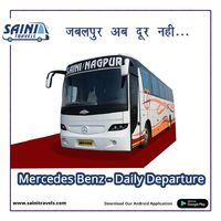 Mercedes Benz, Daily Departure - Saini Travels