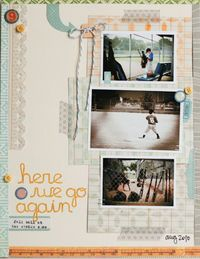project by Lisa Truesdell (