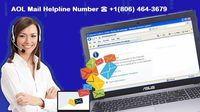 AOL Live Technical Support is a one stop solution for all the issues encountered by the user Contact AOL Mail Helpline Number �˜Ž +1(806) 464-3679 for troubleshooting of AOL email error codes, sending/receiving mail issues, password Rese...