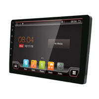 YH-616 9 Inch 2 DIN for Android 9.0 Car Stereo Radio 8 Core 4+32G Touch Screen 4G bluetooth FM AM RDS Radio GPS